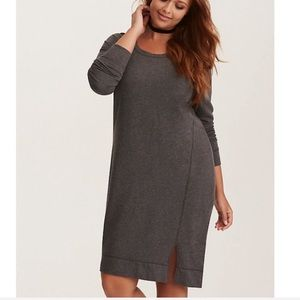Torrid French Terry Dress